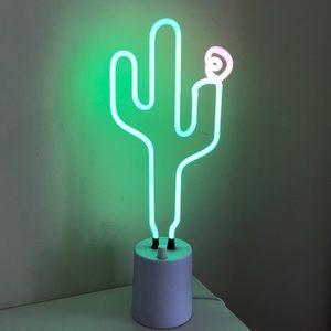 SunnnyLife Cactus Neon Light